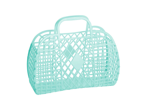 Retro Basket | Small | Mint