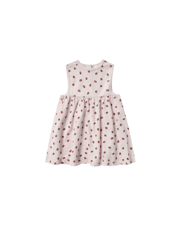 Layla Dress | Strawberry