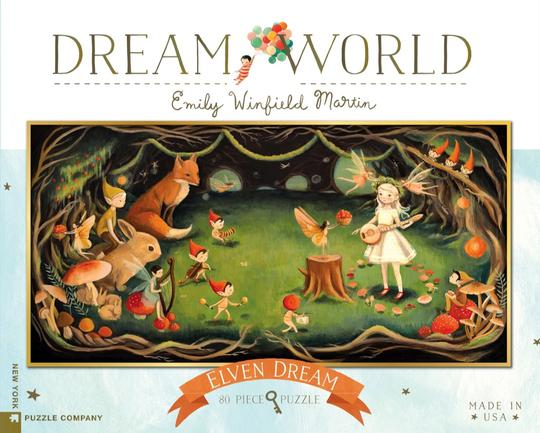 Dream world puzzle | Elvin Dream