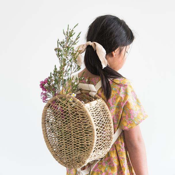 Janote Basket Backpack