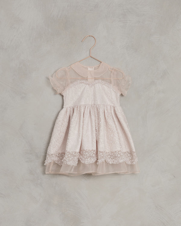 Gidgette dress | Powder pink