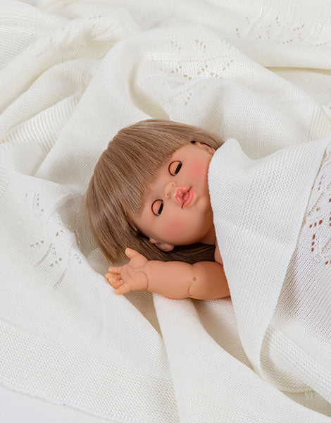 Sleepy Baby Girl Doll | Zoe