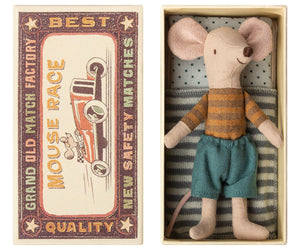 Maileg | Big Brother Mouse in Matchbox