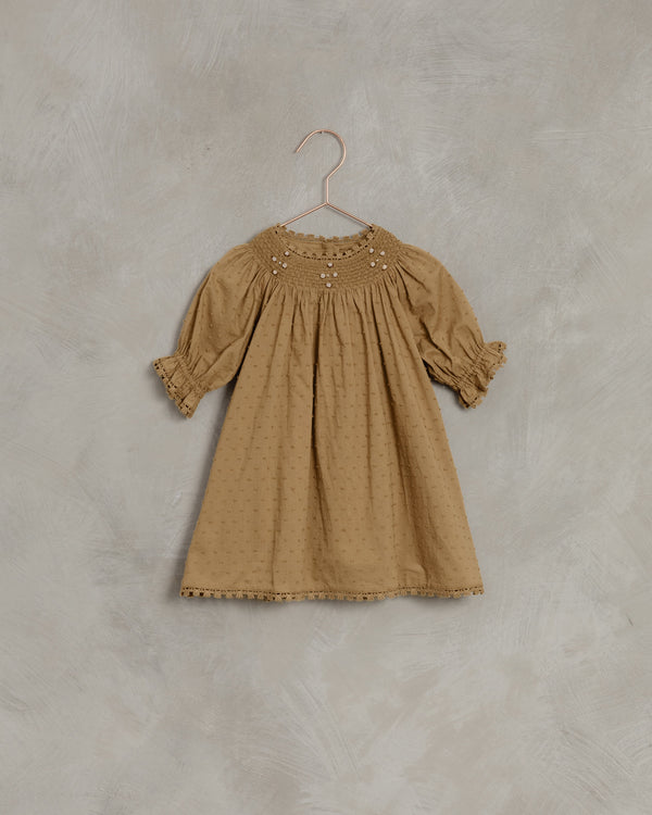 Maddie dress | Golden