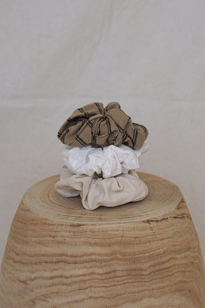 SUSTAINABLE SCRUNCHIES