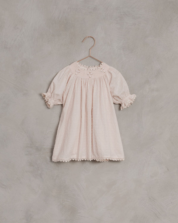 Maddie dress | Powder Pink