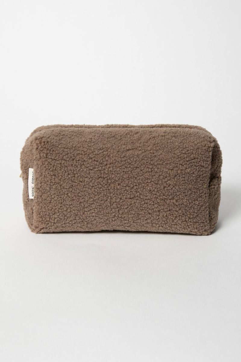 Chunky Pouch | Brown