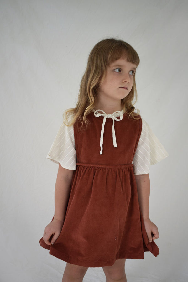 Greta Dress | Poppy Cord