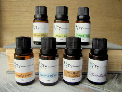 Essential Oil Blends starting at $20