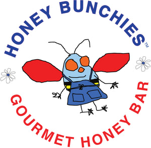 Honey Bunchies Gourmet Honey Bar