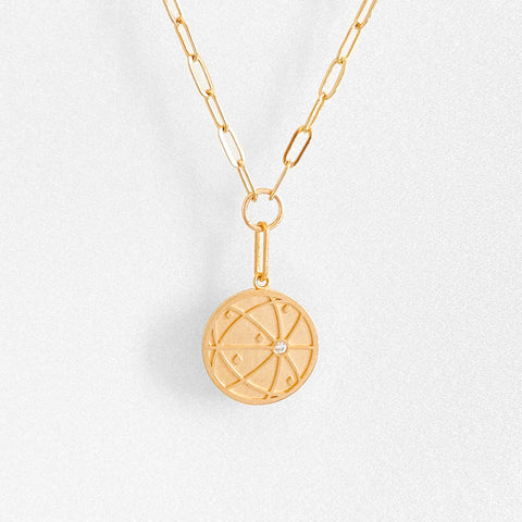Atlas Link Necklace