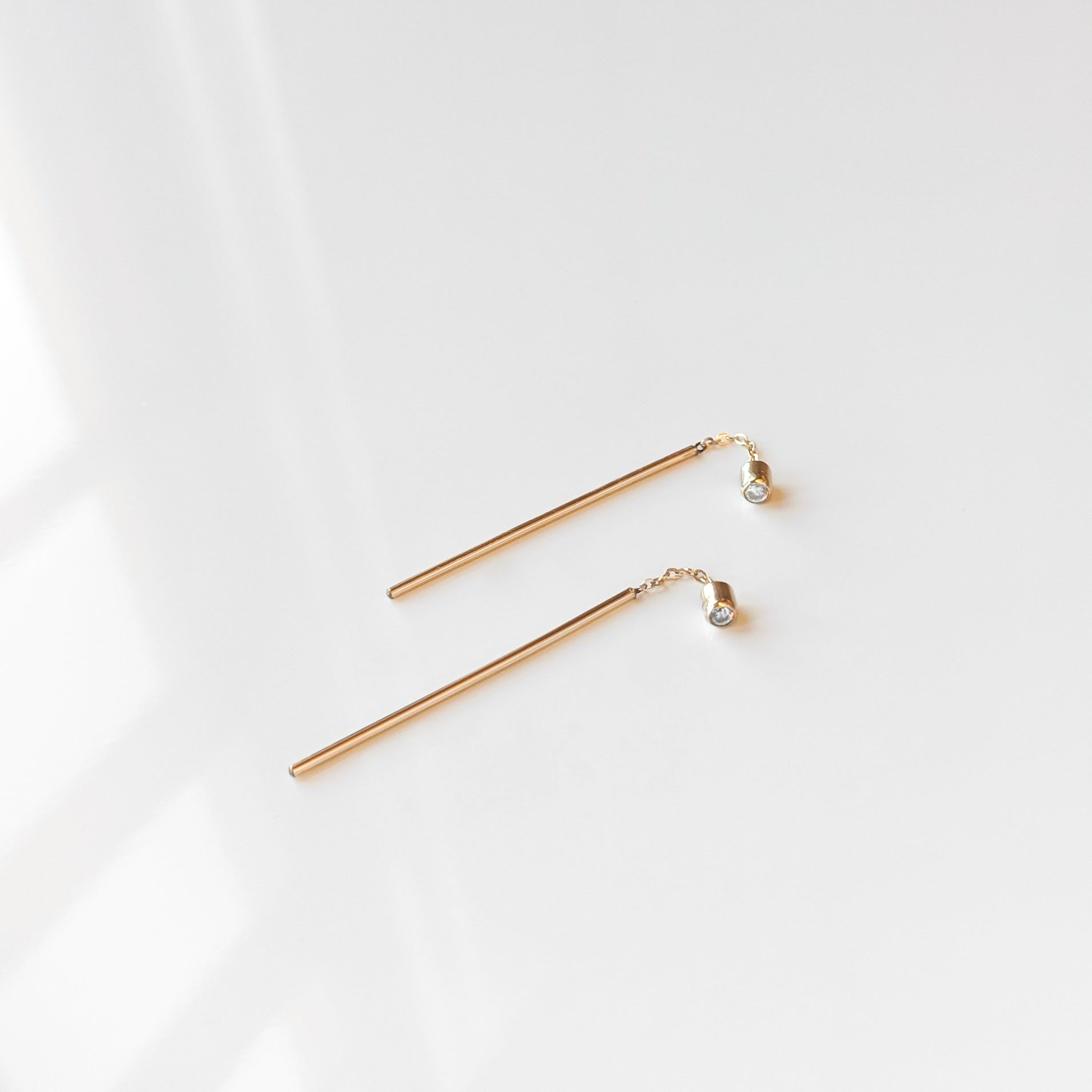 Marlo Threader Earrings