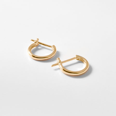Sienne Hoop Earrings