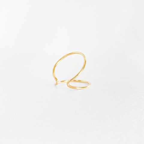 Petty Knuckle Ring