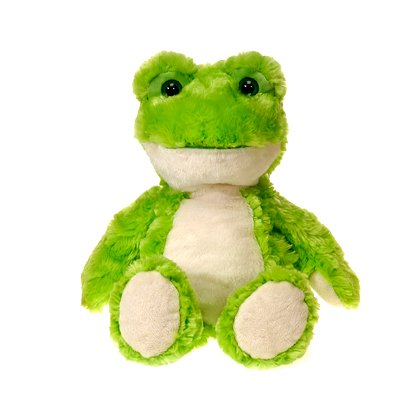 "Bean Bag Frog 15"" by Fiesta"