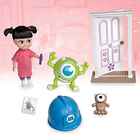 Animators' Collection Boo Mini Doll Play Set - Monsters, Inc.