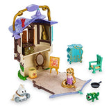 Animators' Collection Littles Rapunzel Micro Doll Play Set