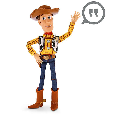 "Toy Story Pull String Woody 16"" Talking Figure"