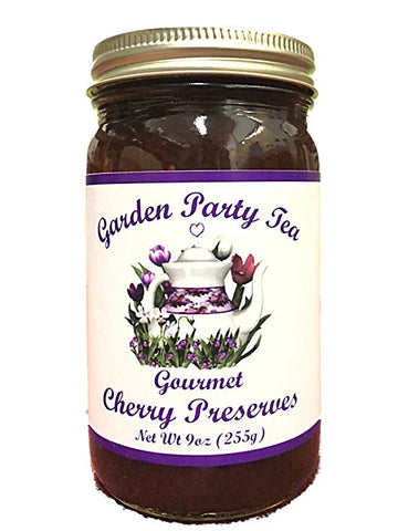 Gourmet Cherry Preserves 9oz