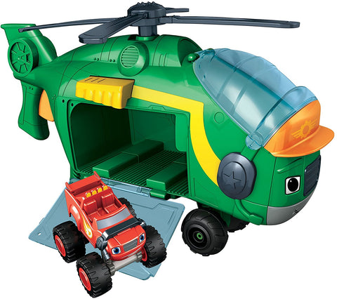 "Blaze & the Monster Machines ""Monster Copter Swoops"" Helicopter"