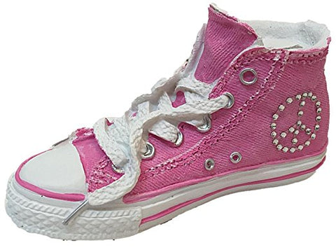 Classic Sneaker Child's Bank Pink High Top