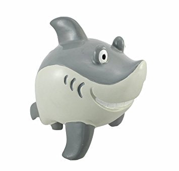 Child's Bank Smirking Great White Shark