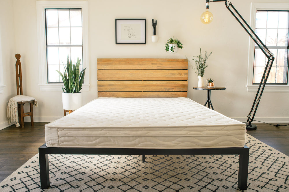 The Metta® Bed Organic Mattress