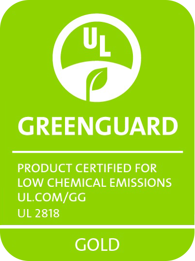 Metta® Bed is Green Guard Gold Certified