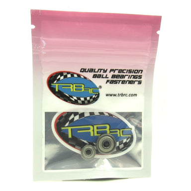 TRB RC 1/8x3/8x5/32 4x13x5mm Ceramic Ball Motor Bearings Tekin - trb-rc-bearings
