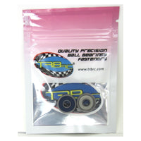 TRB RC 5x16x5mm Hybrid Ceramic Brushless Motor Ball Bearings (2) - trb-rc-bearings
