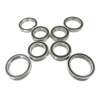 TRB RC Ceramic Wheel Hub Bearings 15x24x5mm-20x27x4mm Traxxas X-MAXX - trb-rc-bearings