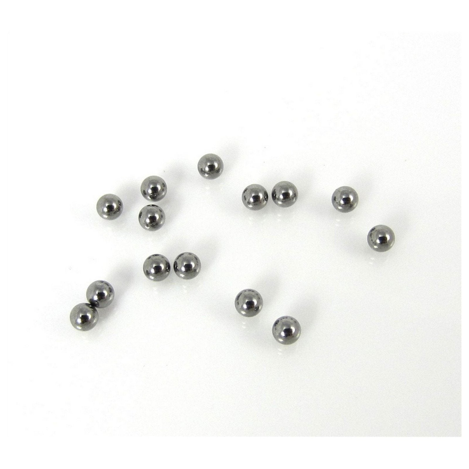 TRB RC 3/32 Tungsten Carbide Differential Ball (14) TLR 22 Associated B5 - trb-rc-bearings