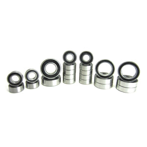 TRB RC Stainless Steel Precision Bearing Kit (22) Rubber Sealed Axial SCX10 - TRB RC®