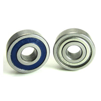 TRB RC Hybrid Ceramic Brushless Motor Ball Bearings CASTLE 1406-1410 SERIES - ALL - trb-rc-bearings