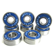 TRB RC 8x22x7mm SI-BU ABEC 5 Precision Skate Ball Bearings Rubber Sealed - trb-rc-bearings