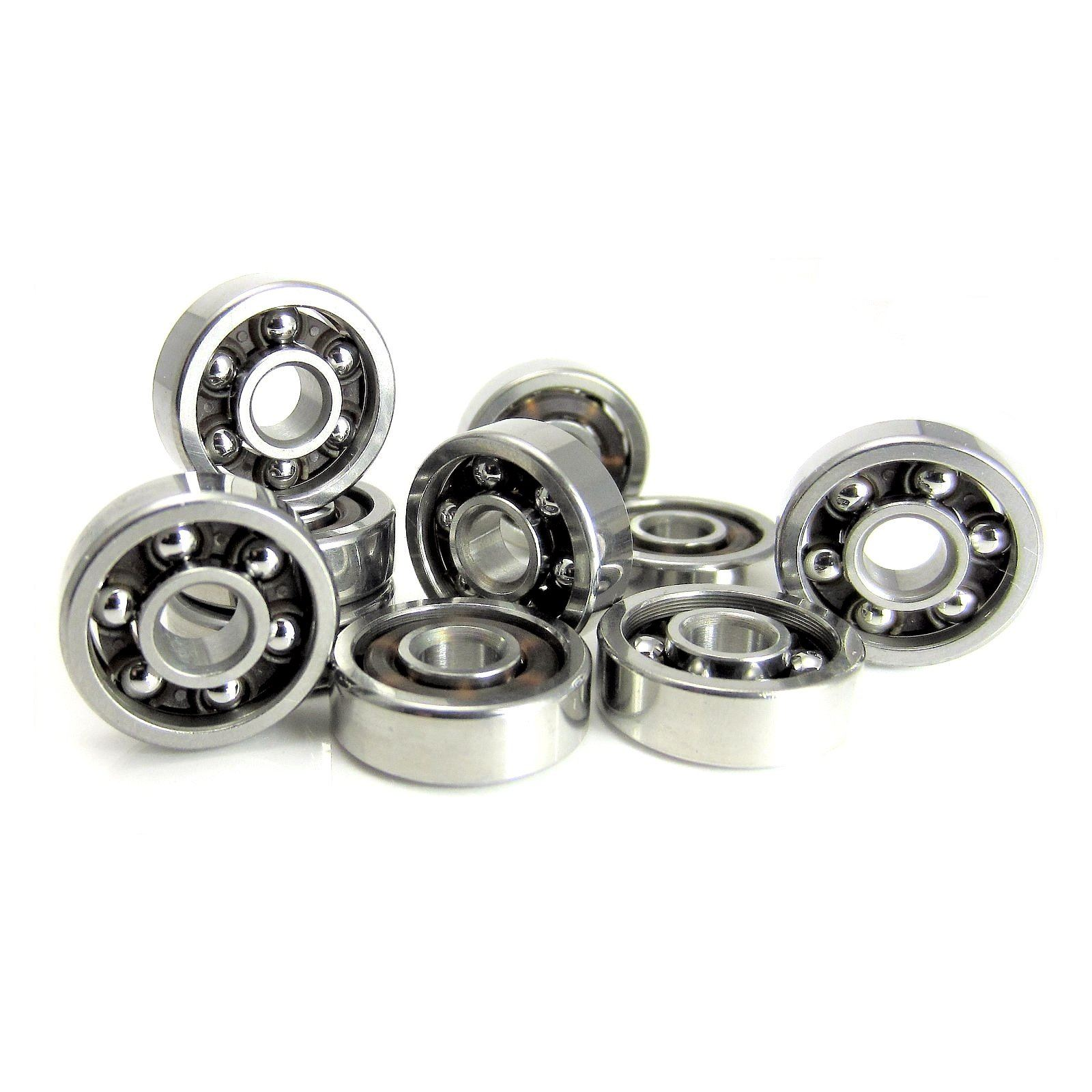 5x16x5mm 625  Open A5 Precision Ball Bearings (10) by TRB RC - trb-rc-bearings