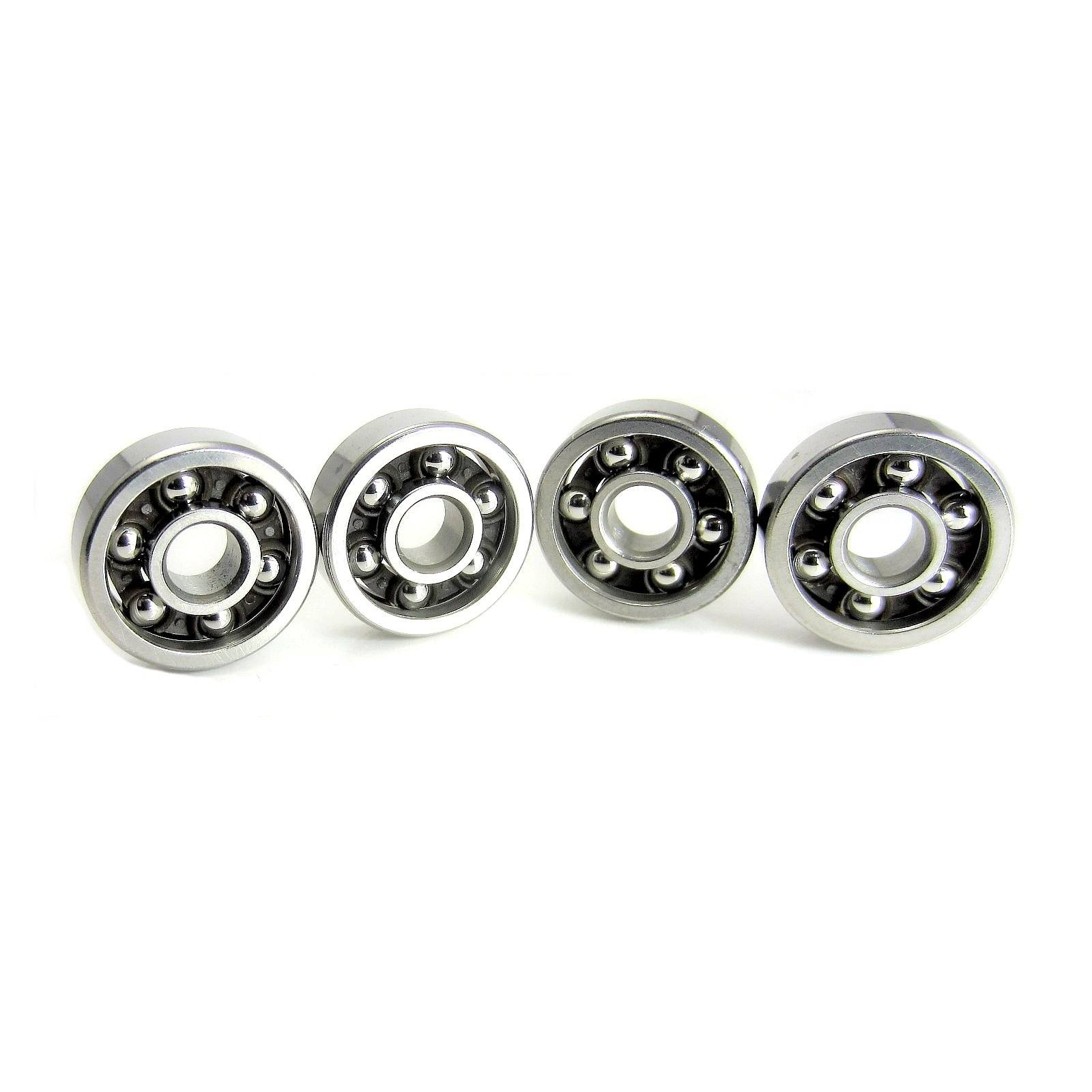 5x16x5mm 625  Open A5 Precision Ball Bearings (4) by TRB RC - trb-rc-bearings