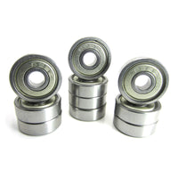 TRB RC 6x19x6mm Precision Ball Bearings ABEC 3 Metal Shields (10) 626-ZZ - trb-rc-bearings