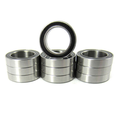 TRB RC 12x18x4mm Precision Ball Bearings ABEC 3 Rubber Sealed (10) - TRB RC®