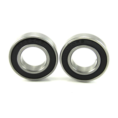 TRB RC 10x19x5mm Precision Ball Bearings ABEC 3 Rubber Sealed (2) - trb-rc-bearings