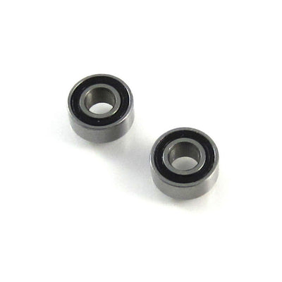 TRB RC 3x7x3mm Precision Ball Bearings ABEC 3 Rubber Sealed (2) - TRB RC®
