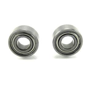 TRB RC 3x7x3mm Precision Ceramic Ball Bearings Metal Shields (2) - trb-rc-bearings