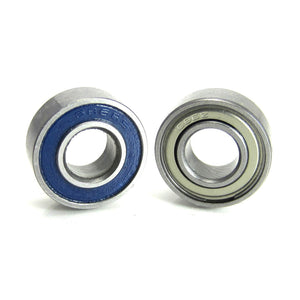 TRB RC 6x13x5mm Precision Ball Bearings ABEC 5 Hybrid Seals BLU (2) - TRB RC®