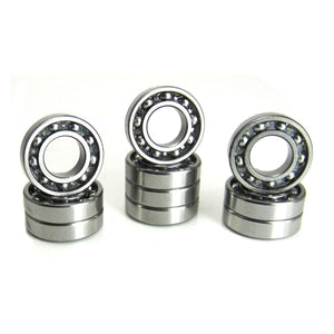 TRB RC 7x14x3.5mm 687 Open Precision Ball Bearings (10) - trb-rc-bearings
