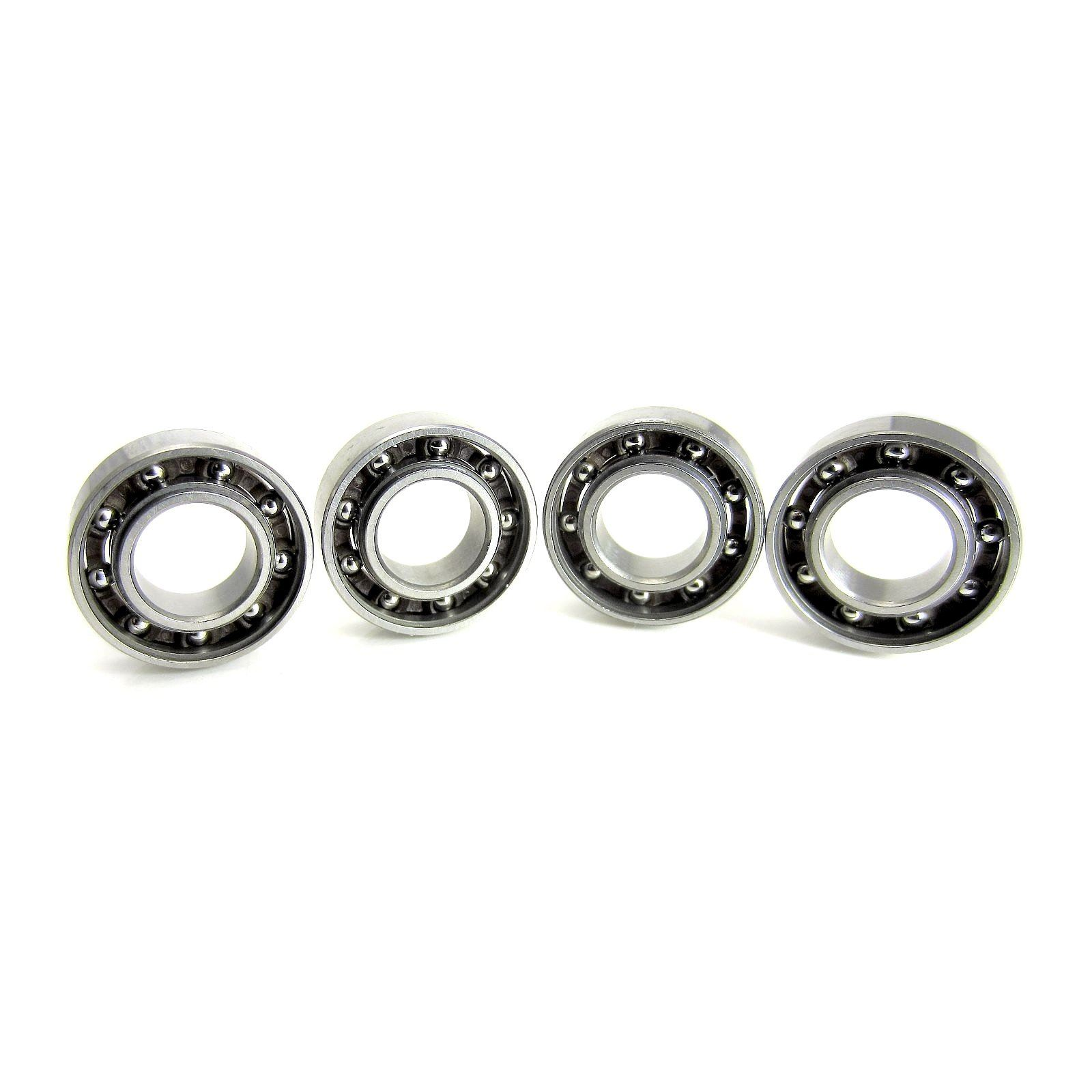 8x16x5mm 688  Open A5 Precision Ball Bearings (4) by TRB RC - trb-rc-bearings