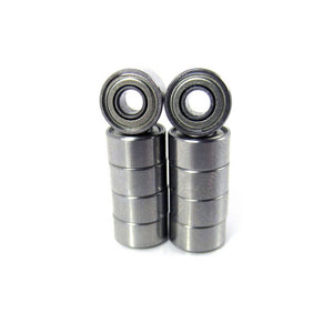 TRB RC 3x8x4mm Precision Ceramic Ball Bearings Metal Shields (10) - TRB RC®