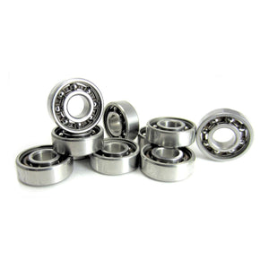 6x15x5mm 696  Open A5 Precision Ball Bearings (10) by TRB RC - trb-rc-bearings