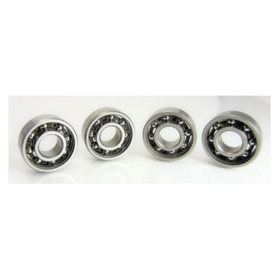 6x15x5mm 696  Open A5 Precision Ball Bearings (4) by TRB RC - trb-rc-bearings