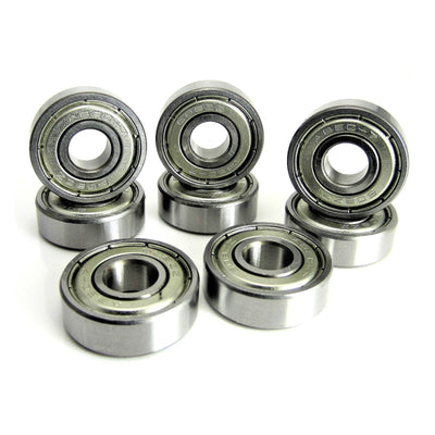 TRB RC 8x22x7mm ABEC 7 Precision Skate Ball Bearings Metal Shields - trb-rc-bearings