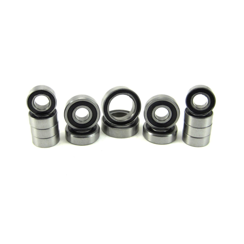 TRB RC Precision Ball Bearing Kit (14) Rubber Sealed ARRMA Fury - TRB RC®